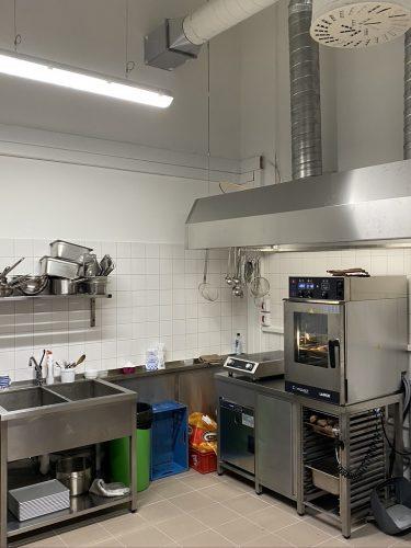 gastroprevádzka kuchyňa