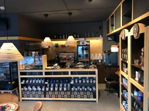Kaviareň Štrbské Presso
